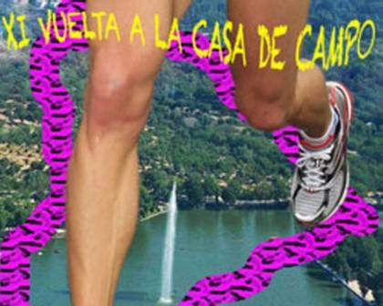 Vuelve la 11 ª edición de la Vuelta a la Casa de Campo