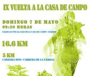 Vuelve la Vuelta a la Casa de Campo