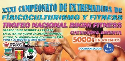 XXXI Campeonato de Extremadura-Montijo