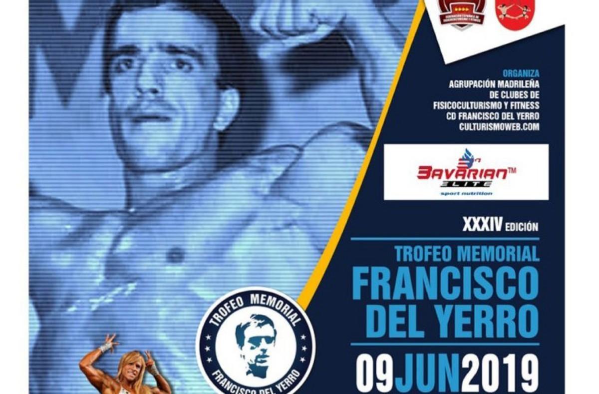 Una nueva edición del Trofeo Memorial Francisco Del Yerro