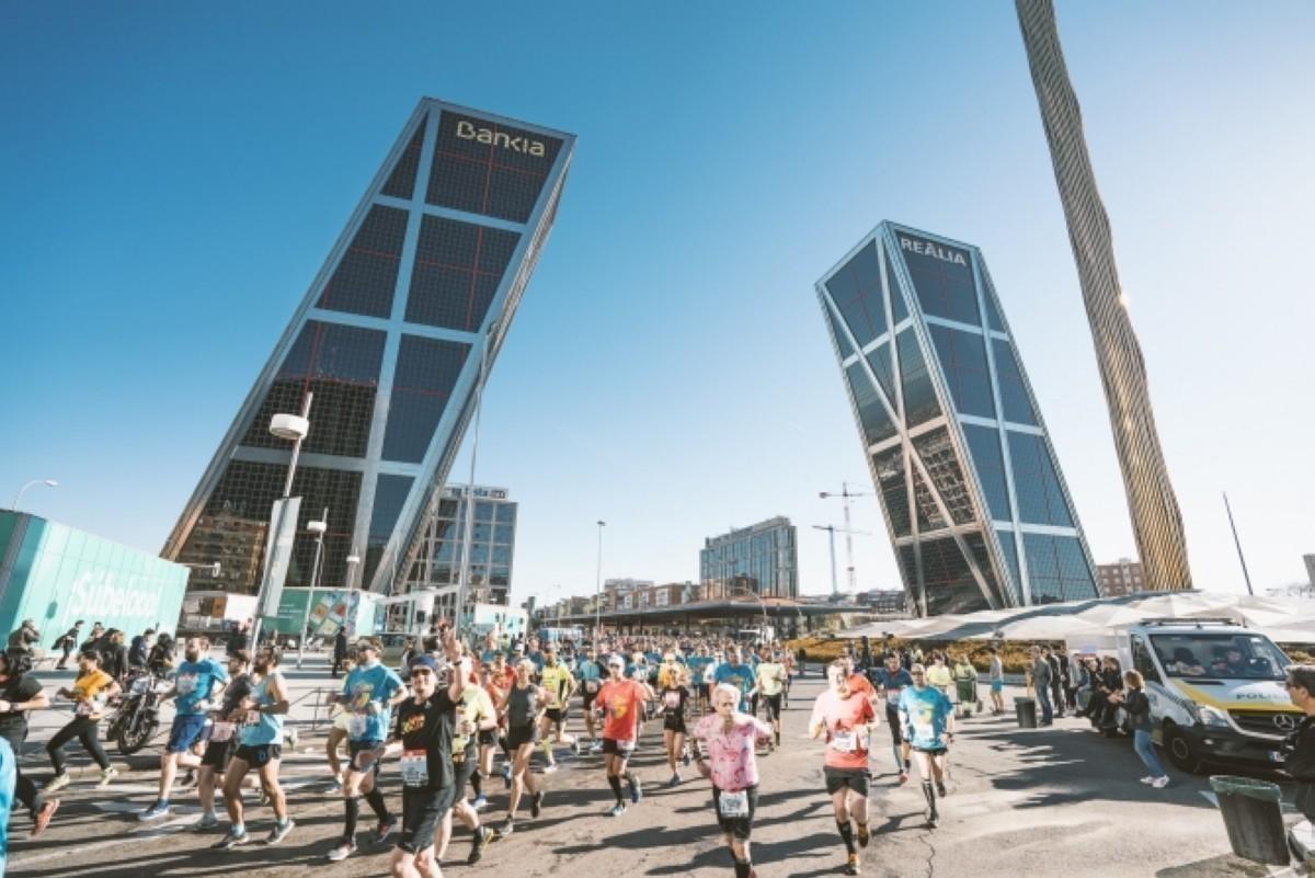 Una nueva edición EDP Rock and Roll Madrid Maratón