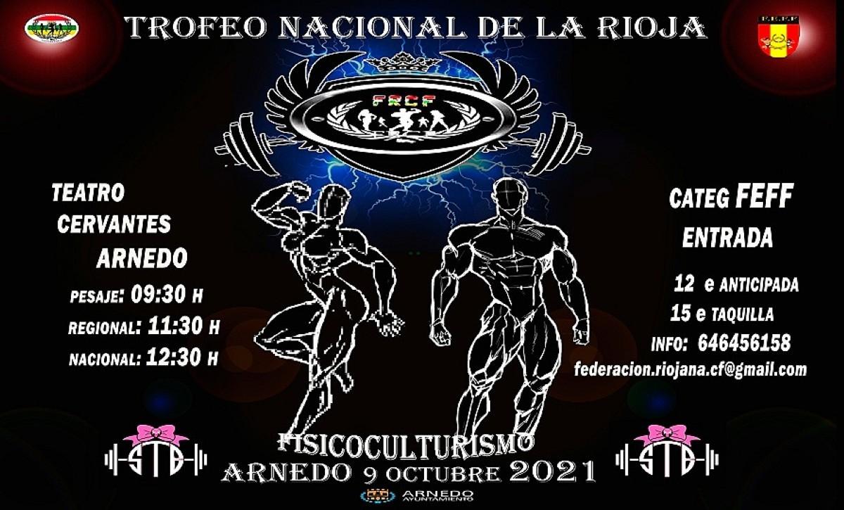 V Trofeo Nacional de La Rioja 2021 (y Campeonato Regional)