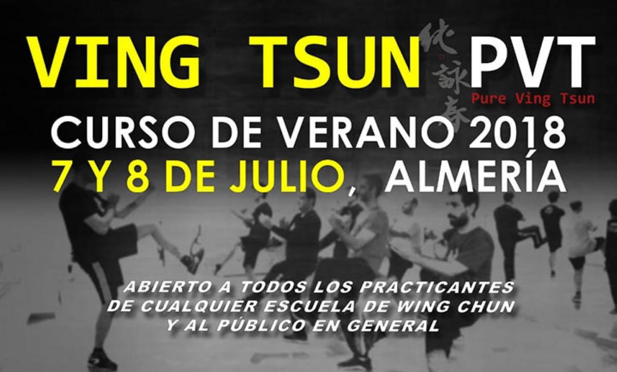 Wing Tsun PVT en Almería