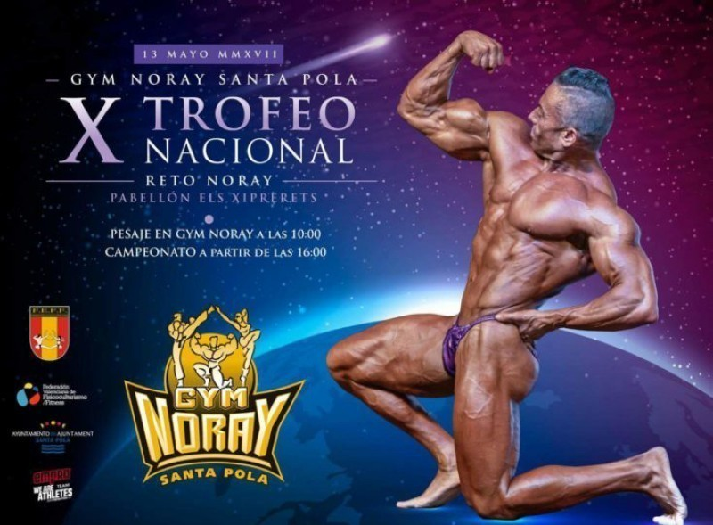 X Trofeo Nacional Gym Noray