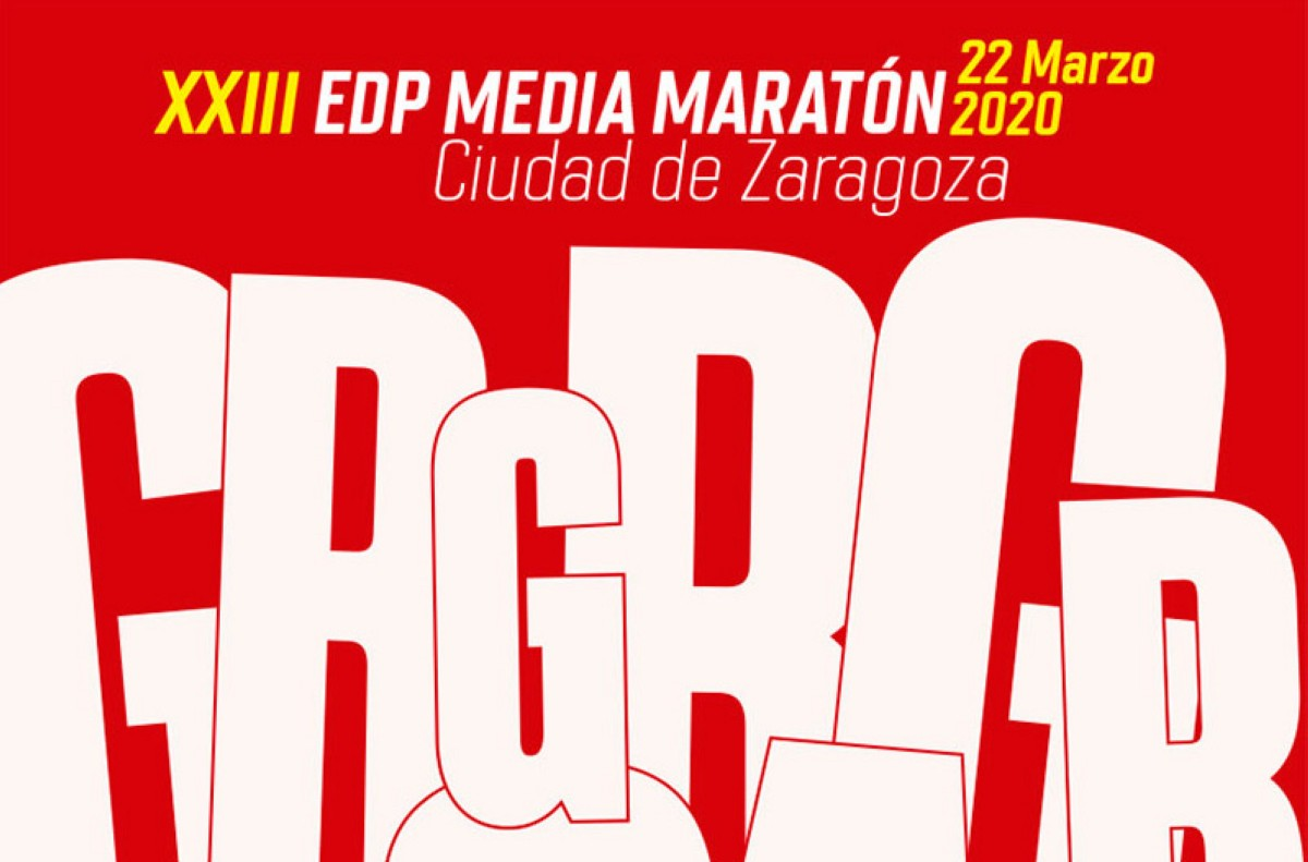 XXIII EDP Media Maratón de Zaragoza