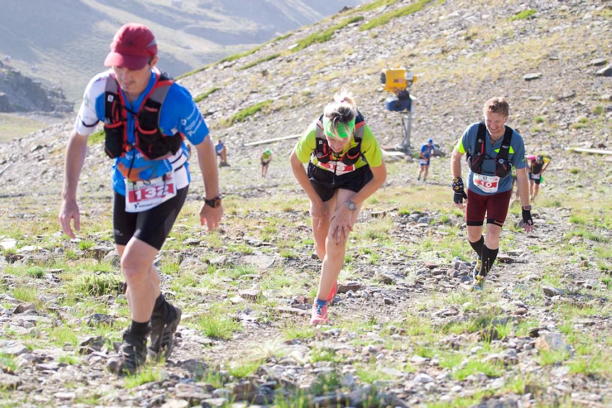 IX Mountain Festival - Kilómetro Vertical en Sierra Nevada