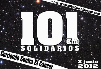 Apúntate a los 101 km solidarios