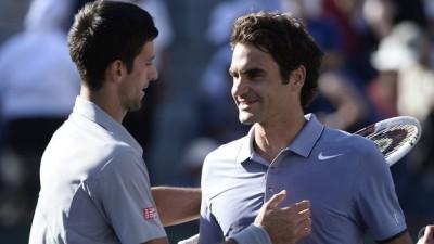 Federer y Djokovic, separados por instinto