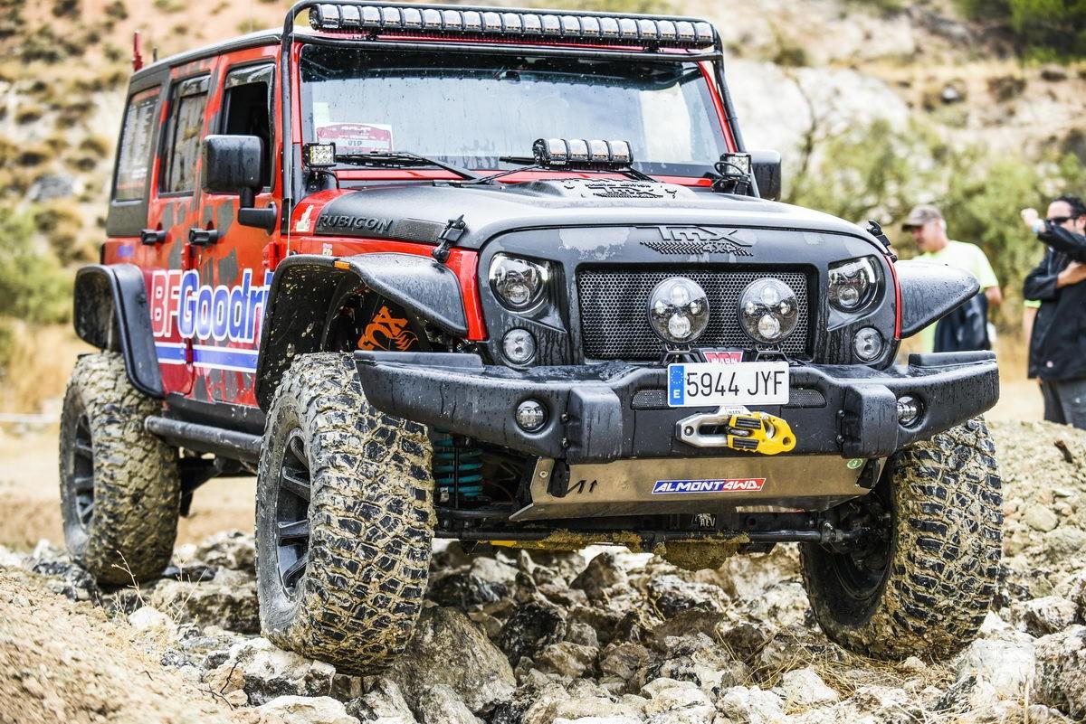 BFGoodrich® presenta el nuevo Mud Terrain T/A KM3