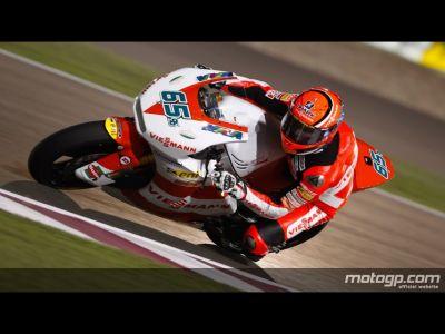 Bradl lidera la FP1 de Moto2 en Catar