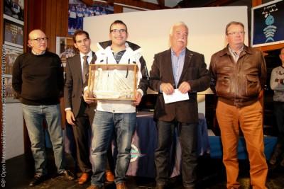 Celebrado el 8º Open Internacional de Pesca Fondeada Dúos