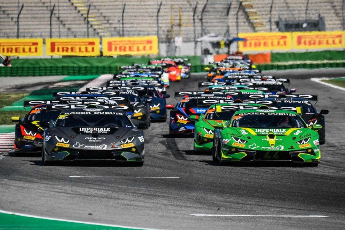 Comienza la temporada 2020 del Lamborghini Super Trofeo Europe