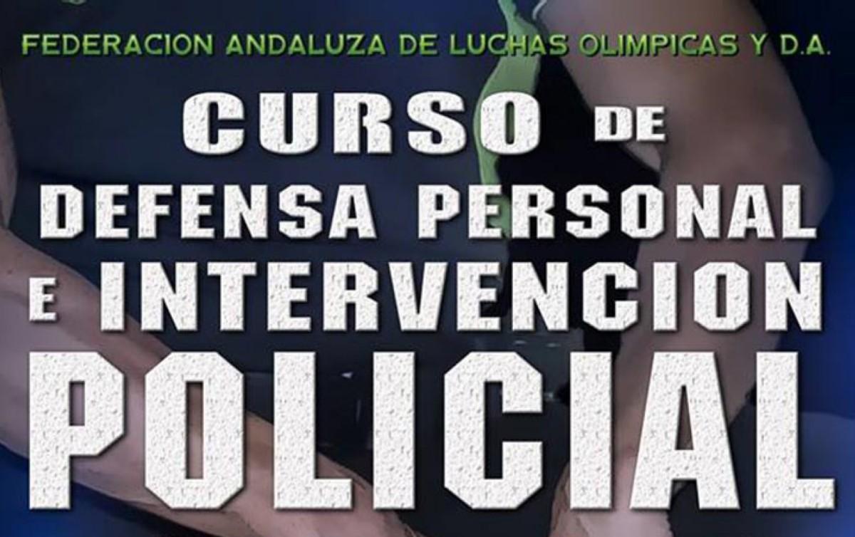 Curso de defensa personal e intervención policial