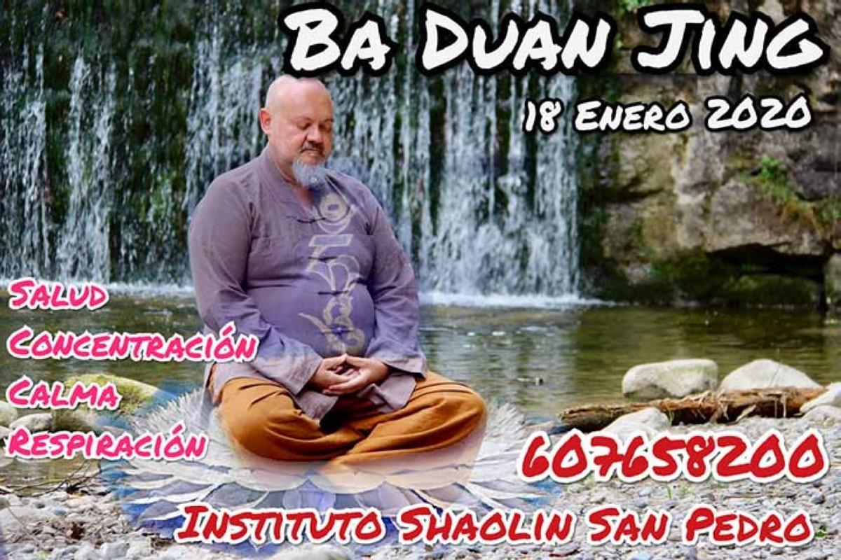 Curso de Qi-gong de Shaolin