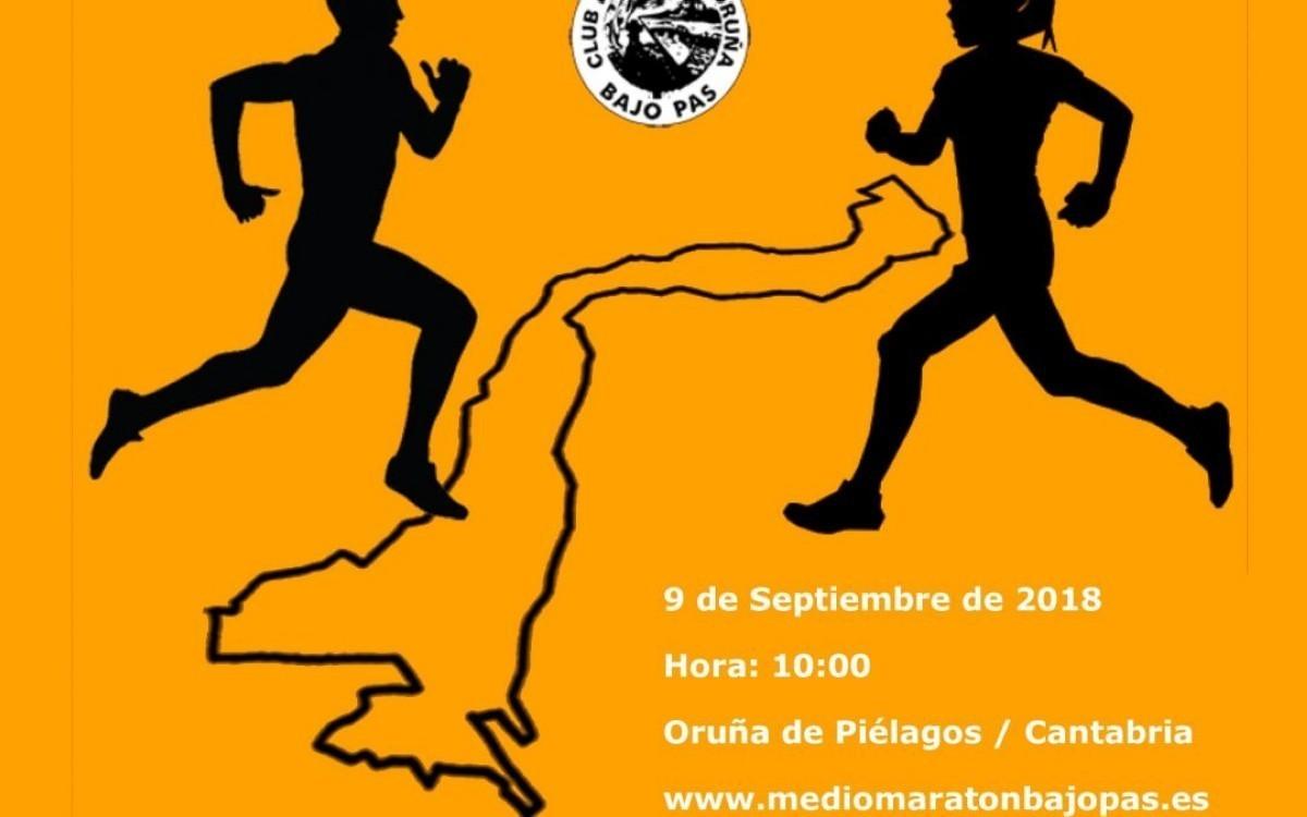 El 32 Medio Maratón Bajo Pas–Ayto. de Piélagos