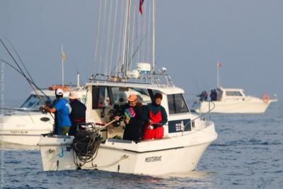 El 9º Open Internacional de Pesca Dúos-La Purisima