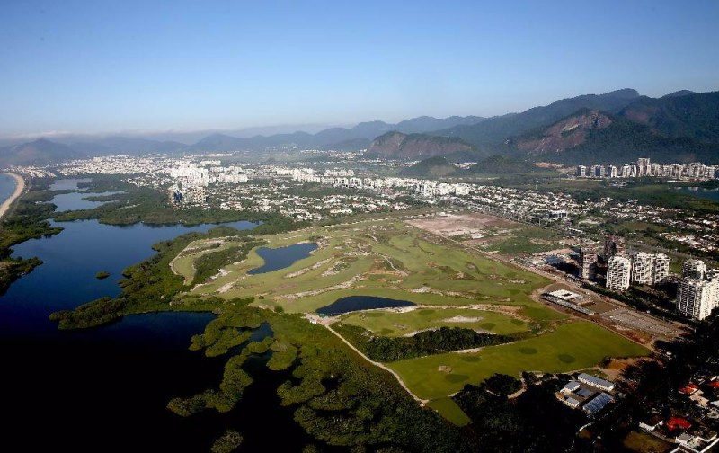 El Campo Olímpico de Golf incluirá una zona de entretenimiento