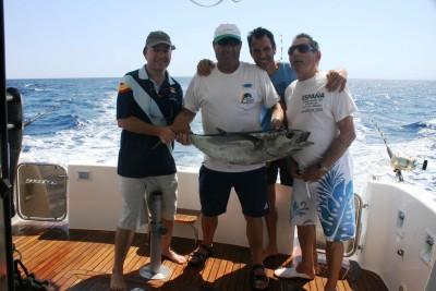 El Circuito METROmar de pesca llega al Cantábrico