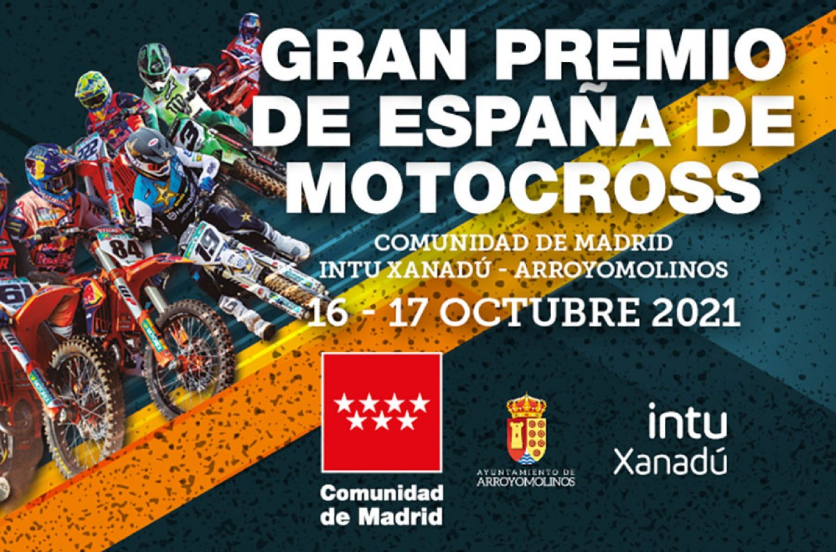 El Gran Premio de España de MXGP se celebrará con público