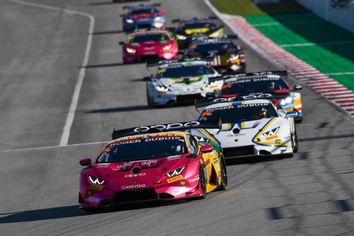 La prueba final del Lamborghini Super Trofeo Europa 20
