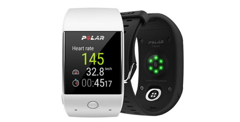 El Polar M600 GPS Sport Smartwatch ya disponible en tiendas