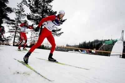Campeonatos de Esquí de Fondo de Navara y País Vasco en Larra-Belagua