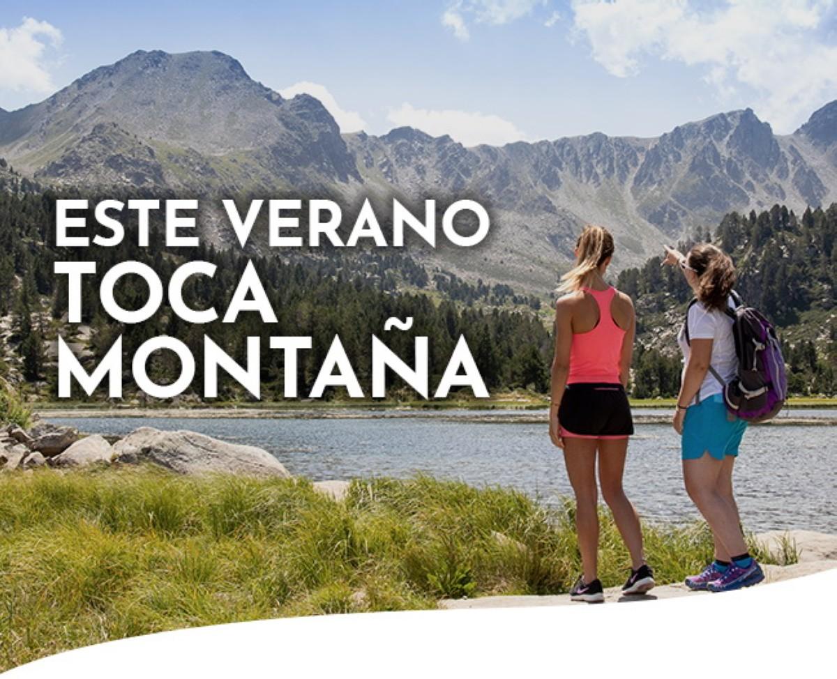 Este verano toca montaña en Grandvalira