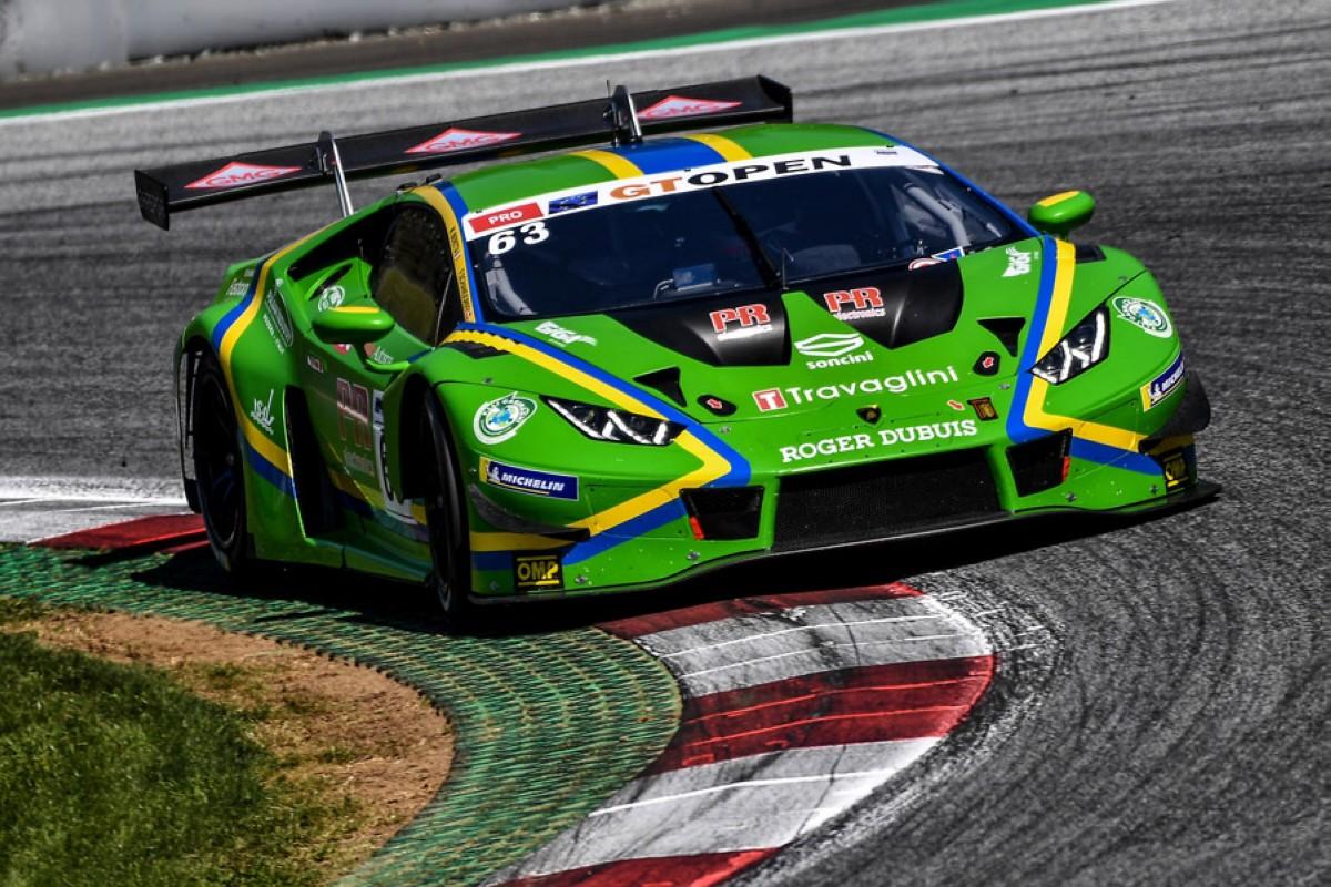 Exitoso fin de semana para Lamborghini