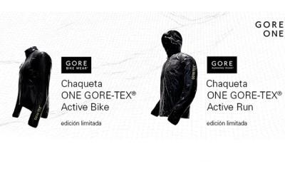 Gore presenta sus revolucionarias chaquetas para ciclismo y running