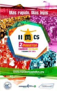 II Maratón Ciudad de Castellón el 11 de Diciembre