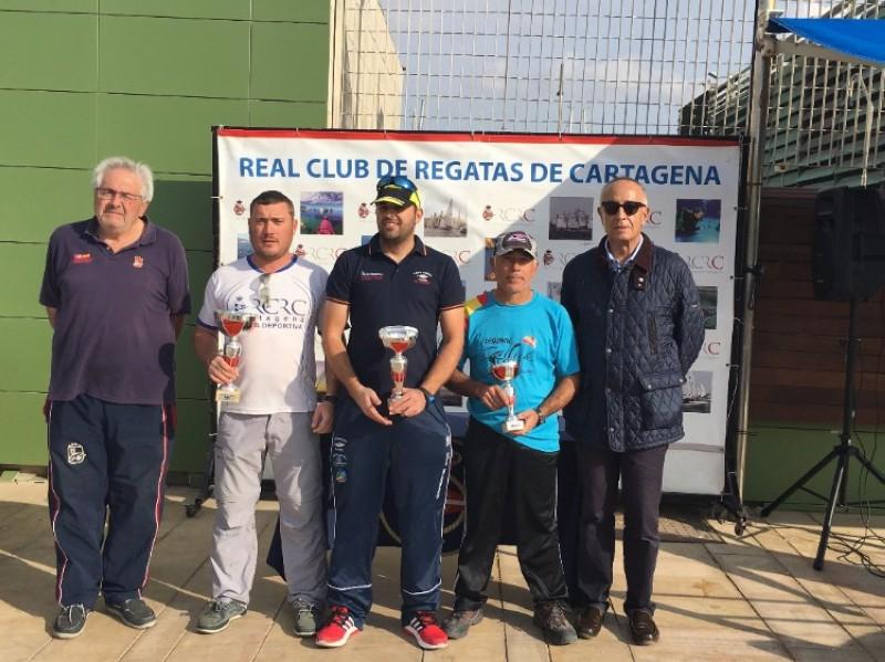 Jesús Valero, primer campeón regional de Pesca Deportiva