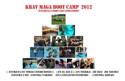 Krav Maga Boot Camp 2012