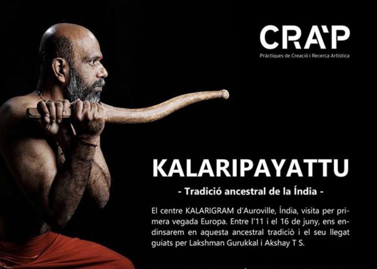 Kalaripayattu: tradición ancestral de la India
