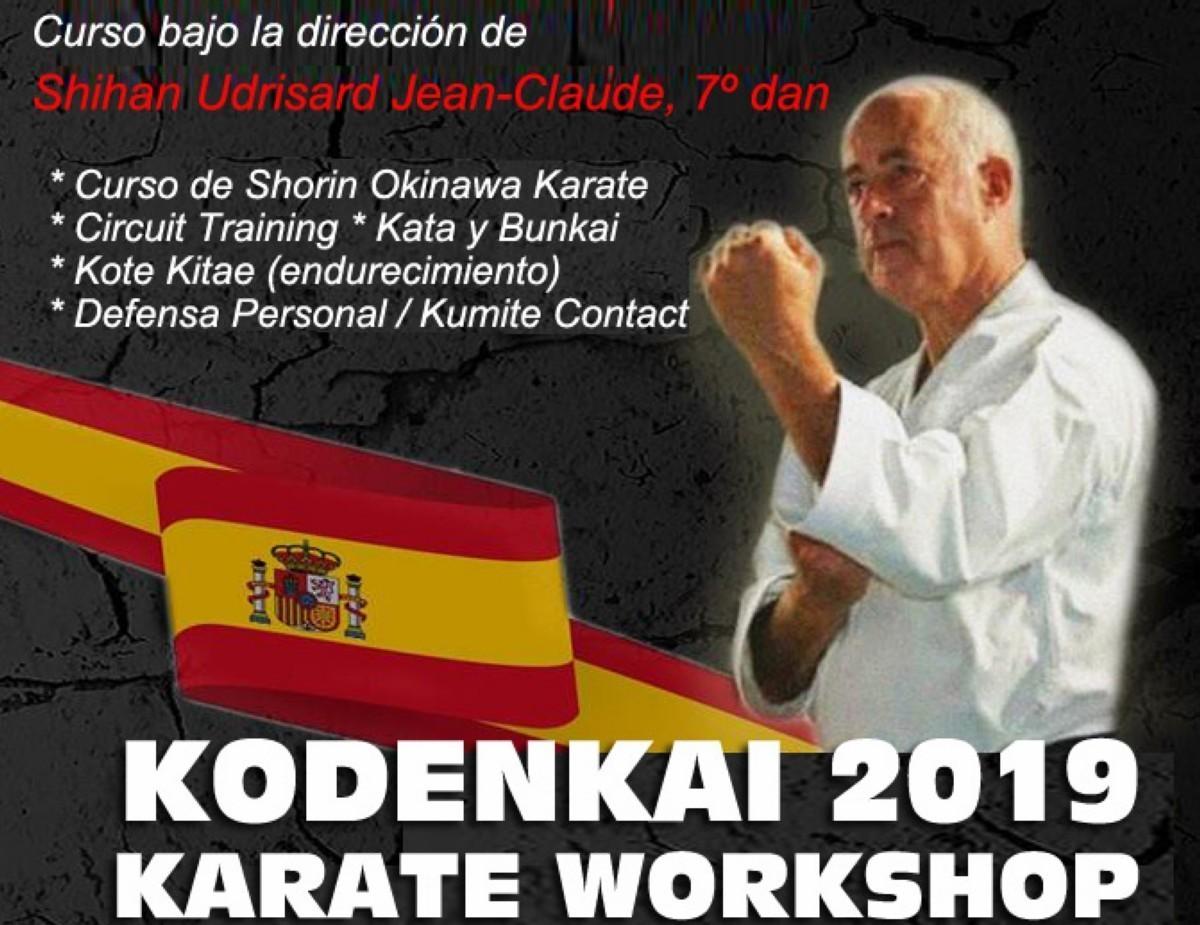 Kodenkai 2019 Karate Workshop