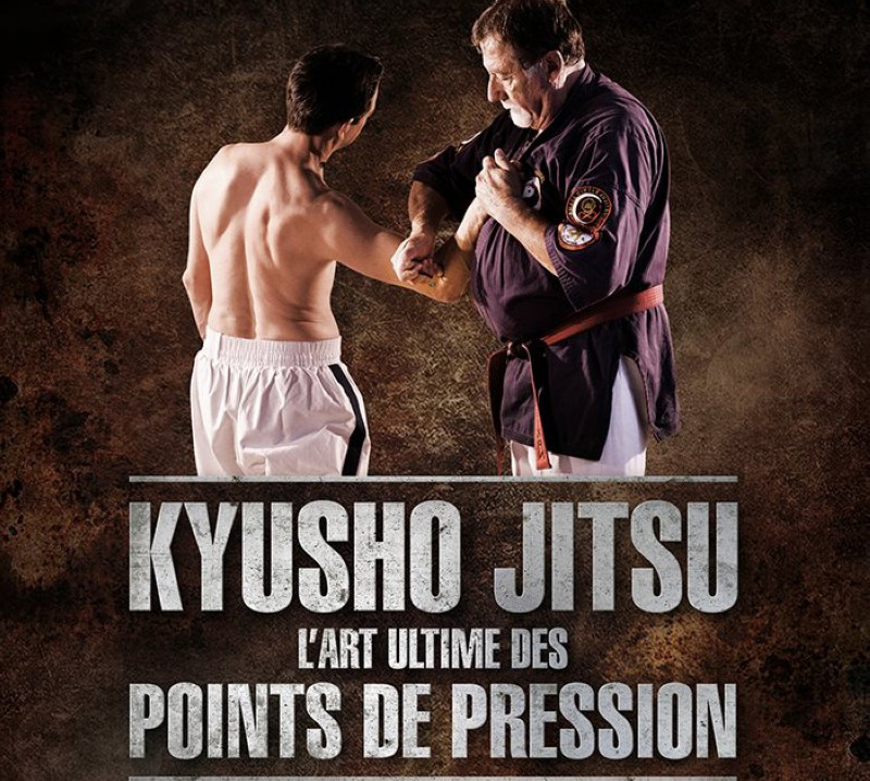 Kyusho-jitsu con Jean-Paul Bindel