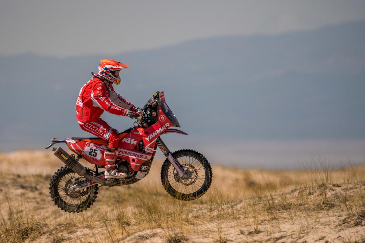La Etapa 12 del Dakar, cancelada