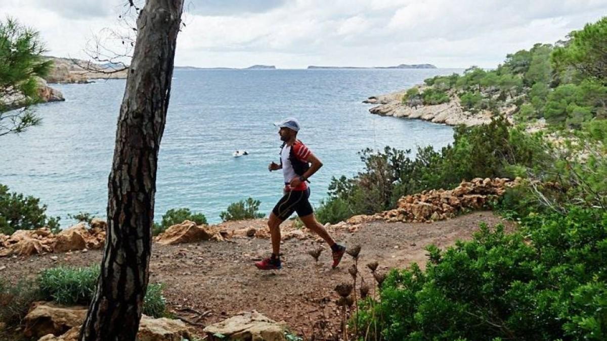 La Ibiza Trail maratón 2019 calienta motores