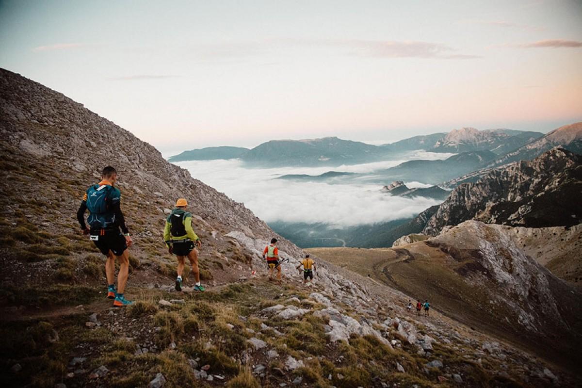 La Salomón Ultra Pirineu 100k