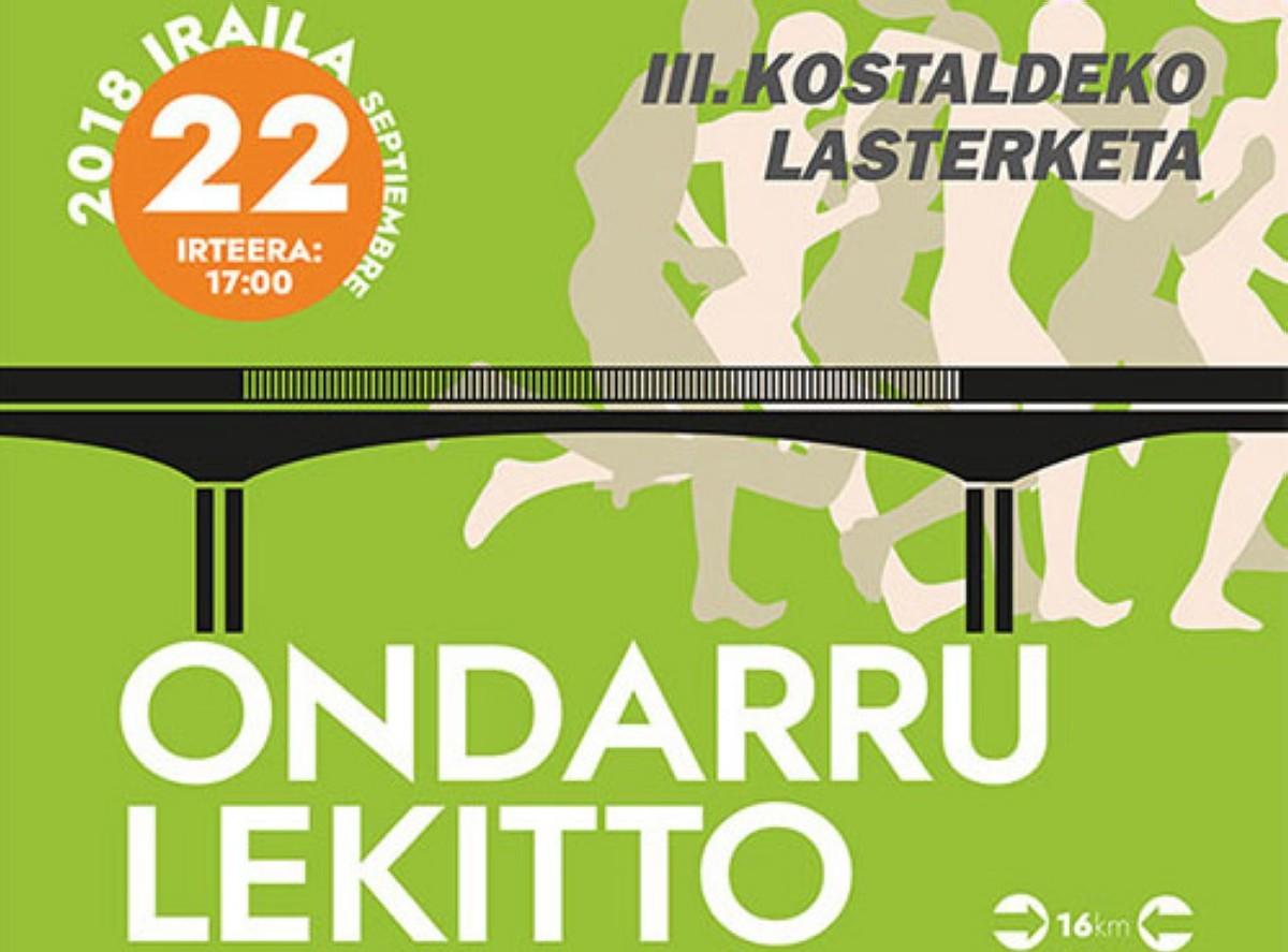 La tercera edición de la Ondarroa-Lekeitio