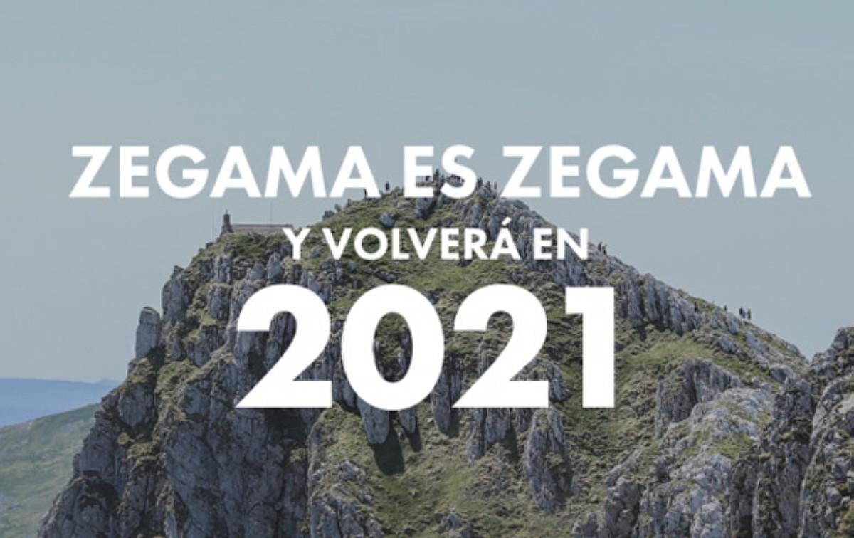 La Zegama Aizkorri volvera en 2021