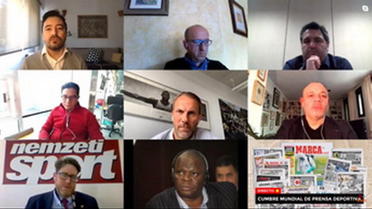 Marca aborda los retos del periodismo en tiempos de crisis