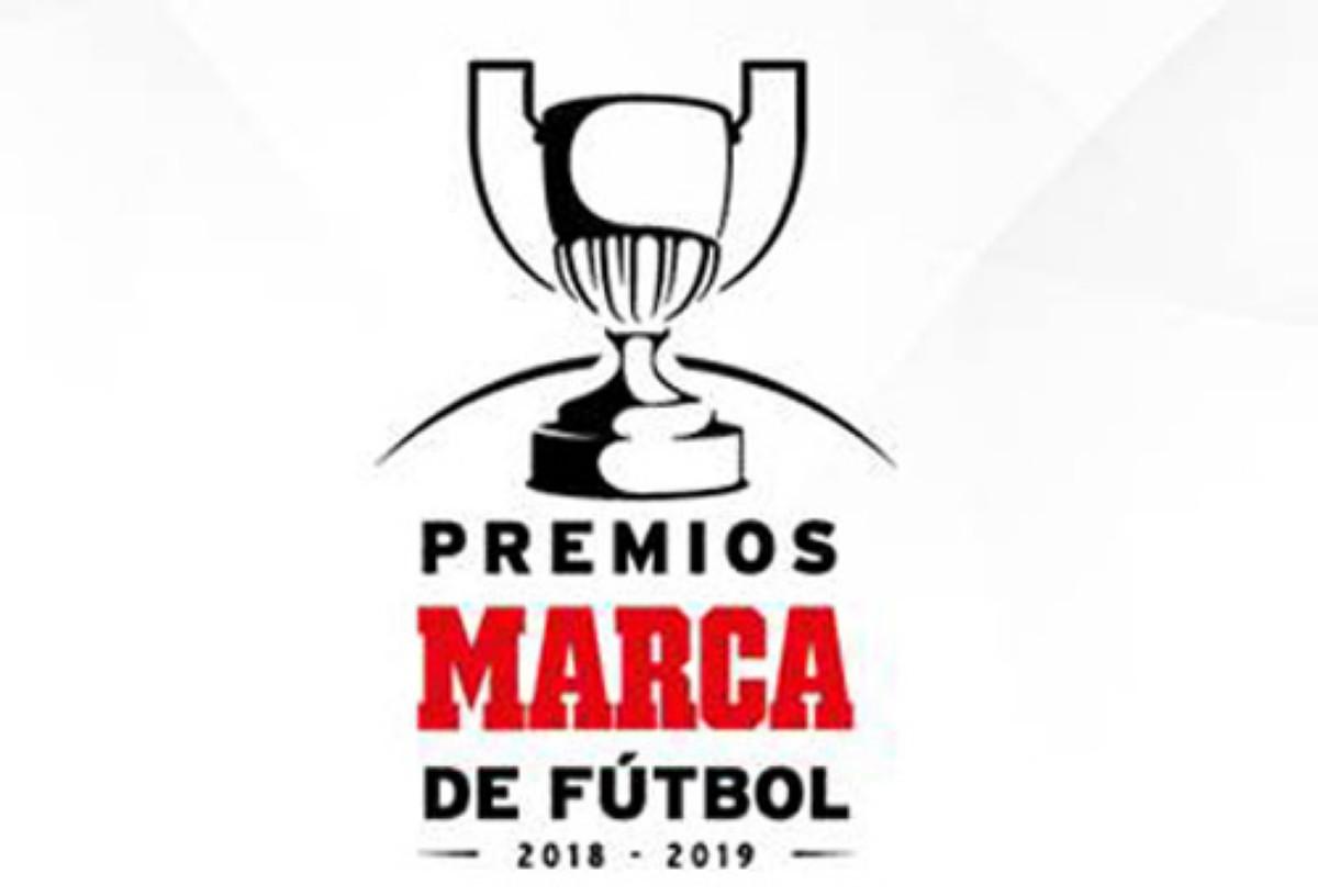Marca entrega los Premios de Fútbol 2018-2019