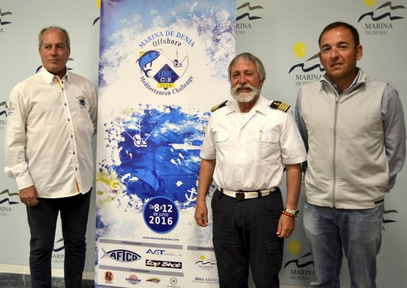 Marina de Dénia presenta el Offshore Mediterranean Challenge 2016