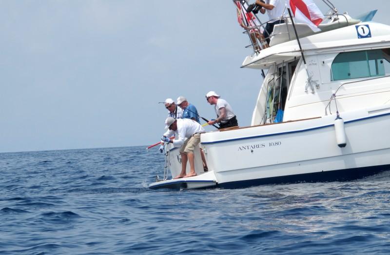 Matarile primera en el Offshore Mediterranean Challenge 2016