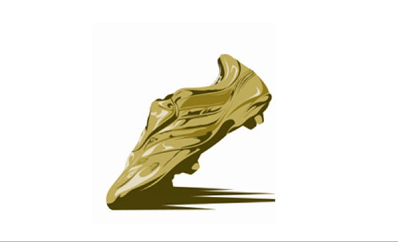 Messi recibe la Bota de Oro