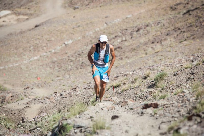 Miguel Heras gana la IV Ultra Sierra Nevada