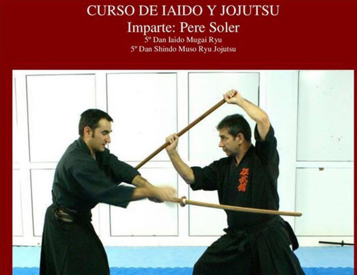 Mugai Ryu y Shindo Muso Ryu Jojutsu en Sevilla