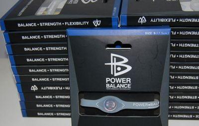 Power Balance multada por publicidad engañosa