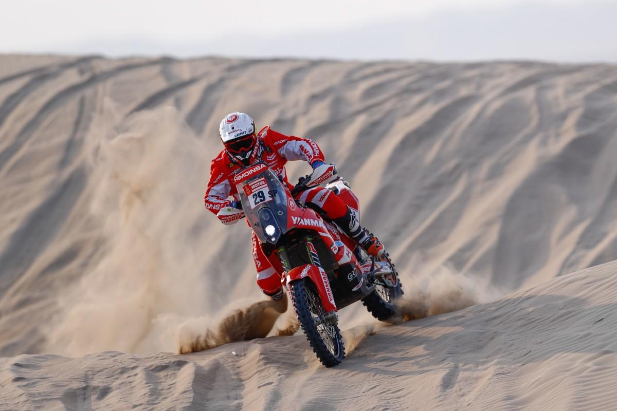 Resultados de la cuarta etapa del Dakar 2018
