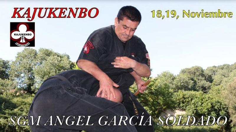 Seminario Kajukenbo- Sgm Angel García